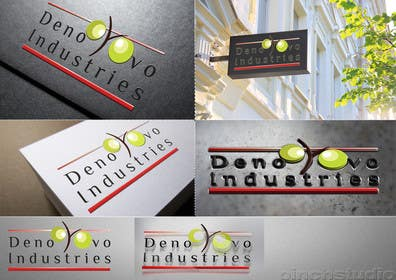 Logo Design Contest Entry #81 for Develop a Corporate Identity for Denovo Industries