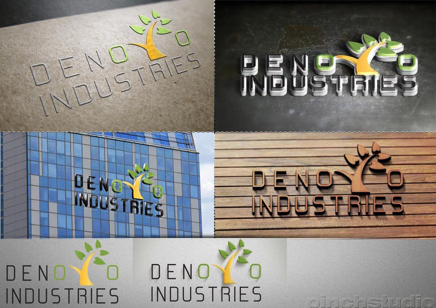 #82 for Develop a Corporate Identity for Denovo Industries by persal
