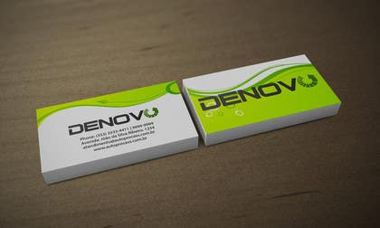 Logo Design Contest Entry #55 for Develop a Corporate Identity for Denovo Industries