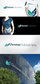 Logo Design Contest Entry #1 for Develop a Corporate Identity for Denovo Industries