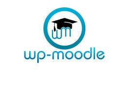 #10 for Design a Logo for wp-moodle af mv49
