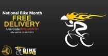 Design a Facebook Ad For National Bike Month için Graphic Design8 No.lu Yarışma Girdisi