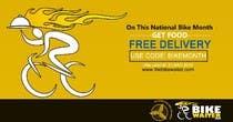Design a Facebook Ad For National Bike Month için Graphic Design19 No.lu Yarışma Girdisi
