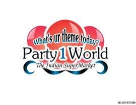 #22 for Party1World needs a CORPORATE Identity LOGO. af sandanimendis