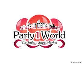 #23 for Party1World needs a CORPORATE Identity LOGO. by sandanimendis