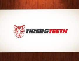 "#19 for Design a Logo for ""TigersTeeth.com"" by Sidqioe"