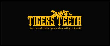 "#8 cho Design a Logo for ""TigersTeeth.com"" bởi creativeartist06"