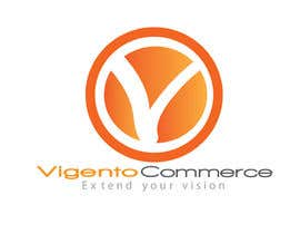 #464 για Logo Design for Vigentocommerce από saledj2010