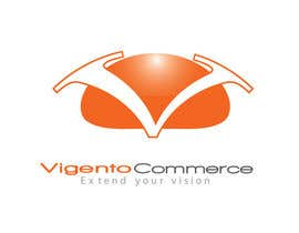 #463 para Logo Design for Vigentocommerce por saledj2010
