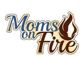 Nro 36 kilpailuun Design a Logo for Moms On Fire käyttäjältä dayak3