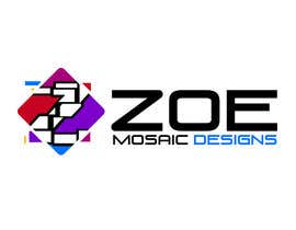 #27 cho Design a Logo for ZMD Zoe Mosaic Designs LLC bởi ralfgwapo