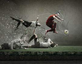 #77 for photoshop soccer picture by shanushaji07