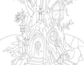 #5 for A Coloring Book of Tree Houses af squash0881