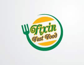 #30 for Design a Logo and Menu for Fixin Fast Food by shudiptobanarjee