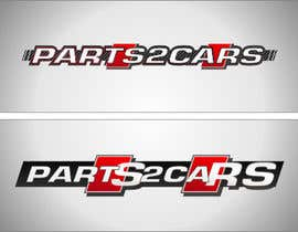 #1 cho Zaprojektuj logo for PARTS2CARS bởi Serghii