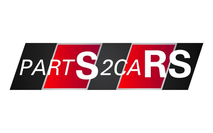 Bài tham dự cuộc thi #11 cho Zaprojektuj logo for PARTS2CARS