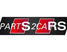 #12 for Zaprojektuj logo for PARTS2CARS by MaciekProstak