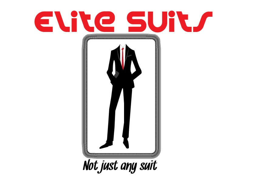 #1 for Design a Logo for an online suit store by Nusunteu1