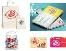 #192 untuk Design a Logo for Colored Sugar Business oleh marijoing