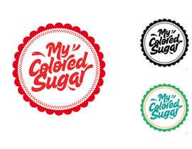 #219 for Design a Logo for Colored Sugar Business by marijoing