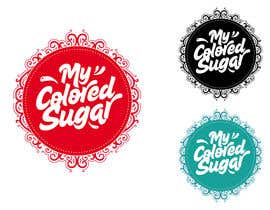 #220 para Design a Logo for Colored Sugar Business por marijoing