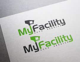 #28 for Design a Logo for 'Myfacilty' CCTV service by denismaster