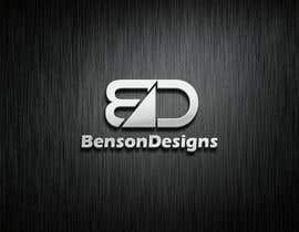 #26 for Design a Logo for bensondesigns by Syedfasihsyed