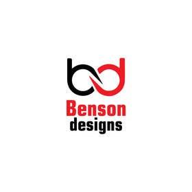 Nro 40 kilpailuun Design a Logo for bensondesigns käyttäjältä faisalmasood012