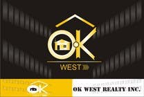 Graphic Design Contest Entry #154 for Logo Design for OK WEST Realty Inc.