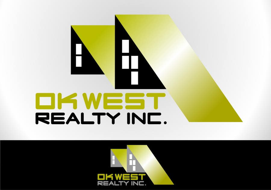 Contest Entry #                                        206                                      for                                         Logo Design for OK WEST Realty Inc.
