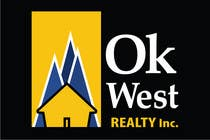 Graphic Design Contest Entry #47 for Logo Design for OK WEST Realty Inc.