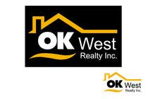 Graphic Design Contest Entry #9 for Logo Design for OK WEST Realty Inc.