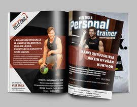 #57 for Design an Advertisement for fitness magazine by hardikYOLO
