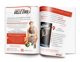 #63 untuk Design an Advertisement for fitness magazine oleh eirinigj