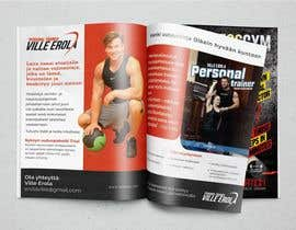 #51 untuk Design an Advertisement for fitness magazine oleh abhikreationz