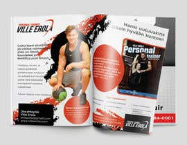 #56 untuk Design an Advertisement for fitness magazine oleh abhikreationz