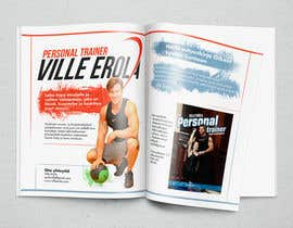 #42 for Design an Advertisement for fitness magazine by riki05