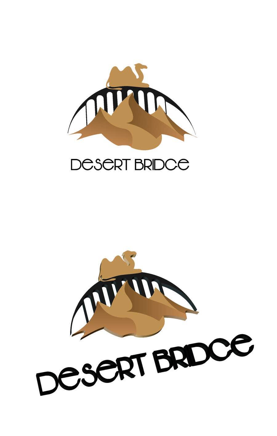 Kilpailutyö #15 kilpailussa Design a Logo for  Desert Bridge LLC