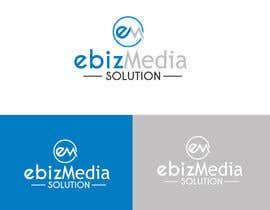 #28 for Design a Logo for ebiz Media Solution af gssakholia11