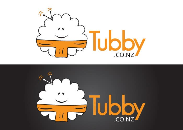 Kilpailutyö #61 kilpailussa Logo Design for Tubby