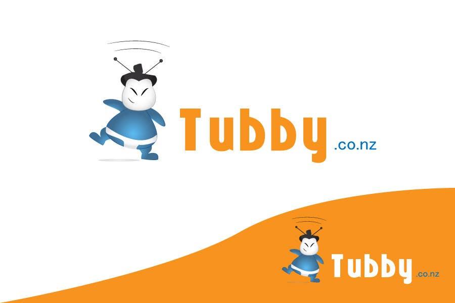 Kilpailutyö #90 kilpailussa Logo Design for Tubby