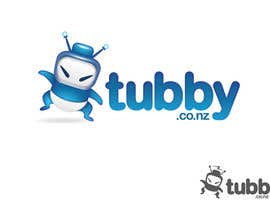 #56 para Logo Design for Tubby de taks0not