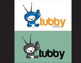 #105 for Logo Design for Tubby by sankalpit