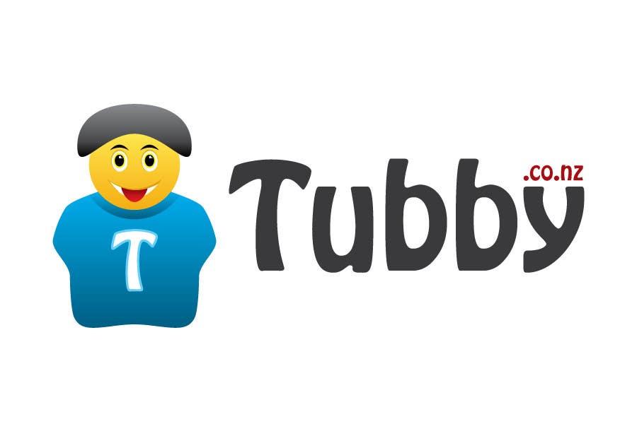 Kilpailutyö #81 kilpailussa Logo Design for Tubby