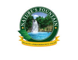 #32 for Design a Logo for Natures Fountain by youyuanzhang