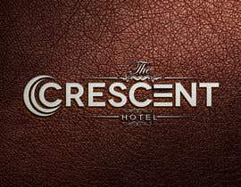 #329 para Update company logo for The Crescent Hotel por TreeXMediaWork