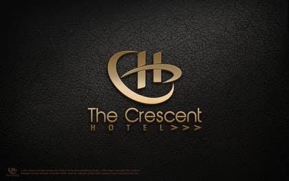 shitazumi tarafından Update company logo for The Crescent Hotel için no 320