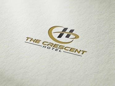 shitazumi tarafından Update company logo for The Crescent Hotel için no 321