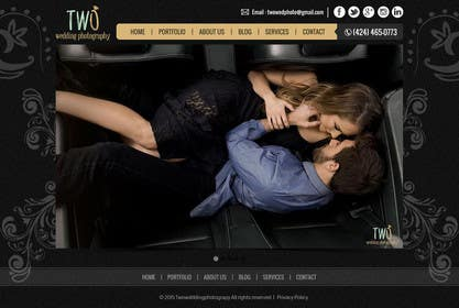 #7 for Design a Website for Wedding Photographers af xpertsart