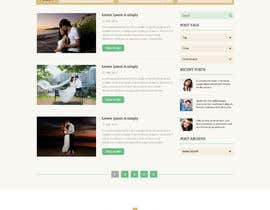 #41 for Design a Website for Wedding Photographers af thimsbell